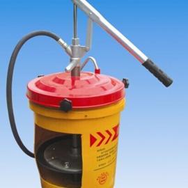 供应PGF06手动充脂器标准15公斤油桶使用