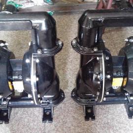 QBY-50铝合金气动隔膜涂料泵