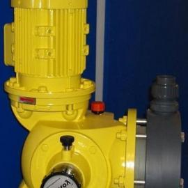 米顿罗GB1800TP4MNN机械隔膜式计量泵