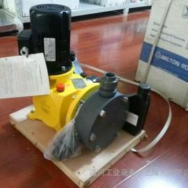 米顿罗GM0400PQ1MNN机械隔膜式计量泵