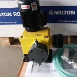 米顿罗GMA0005PR1MNN机械隔膜计量泵