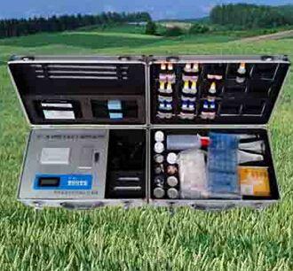 全项目土壤肥料养分速测仪