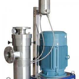 粘结剂高剪切乳化均质机,航天粘结剂乳化均质机