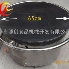 大型燃气煎饼机,手工旋转液化气煎饼炉