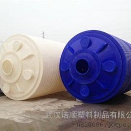 30立方塑料水箱 30吨水处理原水箱