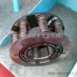 台湾甲富抛丸机配件,抛丸机进口配件耐磨配件,抛丸机叶轮