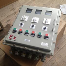 压铸铝防爆仪表箱,可定做表面操作