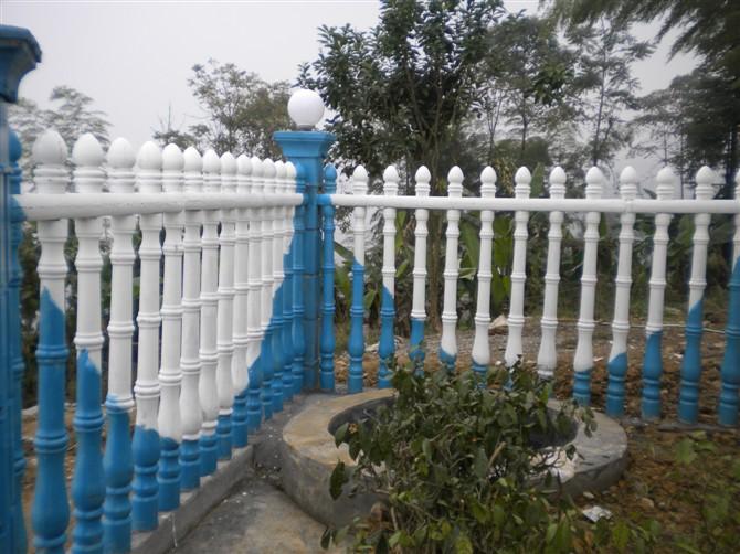 水泥围栏专用漆_水性水泥艺术围栏漆