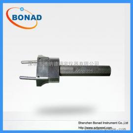 DIN-VDE0620-1-Lehre16d插头最大拔出力