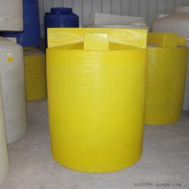500L加药箱 缓蚀阻垢剂溶药桶计量箱
