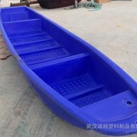 厂家供应滚塑双层pe材质6米塑料渔船电鱼船捕鱼船养殖船
