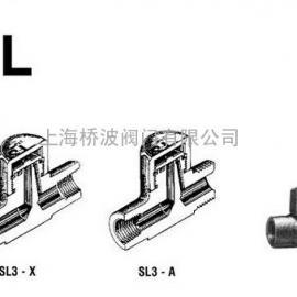 日本宫胁SL3-A、SL3-X热动力圆盘式蒸气疏水阀