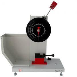 东来XJU指针式塑料悬臂梁冲击试验机,摆锤冲击试验机