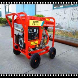 300A静音柴油发电电焊机