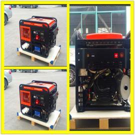 350A静音柴油发电电焊机
