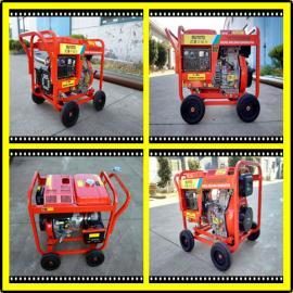 180A静音柴油发电电焊机