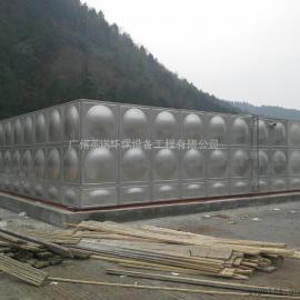 广州大吨位不锈钢水箱