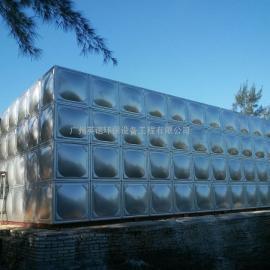 江门组合式不锈钢水箱