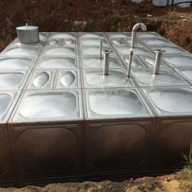 广东不锈钢箱泵一体化水箱