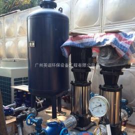 广州不锈钢水箱工程