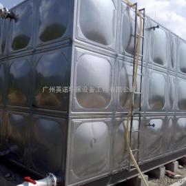 梅州不锈钢方形保温水箱