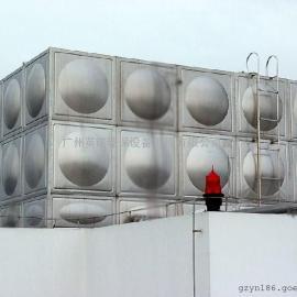 东莞不锈钢方形保温水箱