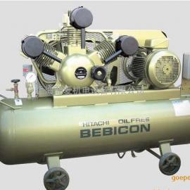 日立空压机 有油式BEBICON