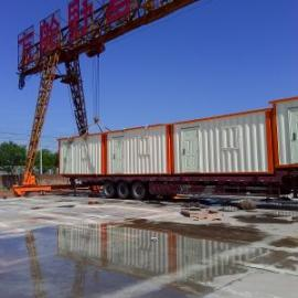 河北供应移动撬装集装箱房屋价格合理 中石油勘探集装箱式板房