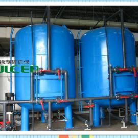 石油化工冶金电力炼油纺织专用 无动力过滤器重力式无阀滤池
