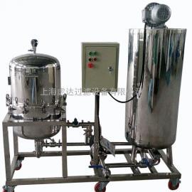 硅藻土过滤器,立式硅藻土过滤机,不锈钢硅藻土过滤机