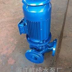 特殊型管道泵、订做型管道泵、立式90度管道泵、特殊泵