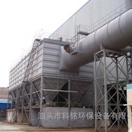 钢铁厂转炉长袋低压脉冲除尘器