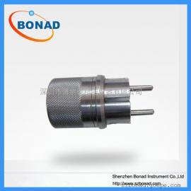 VDE0620-1-49440-L1-对IPX4插座的测试