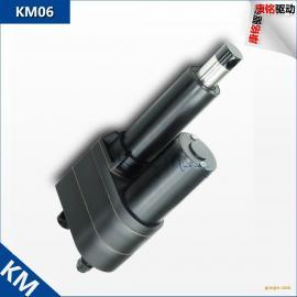 KM电动推杆升降、推拉、材质强度高,直流大负载电动推杆