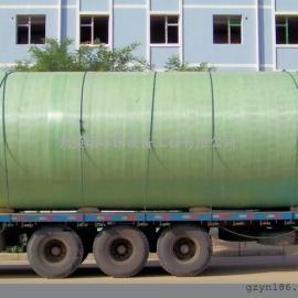 广东玻璃钢化粪池公司