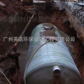 湛江环保玻璃钢化粪池