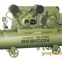 日立空压机 全无油增压BEBICON
