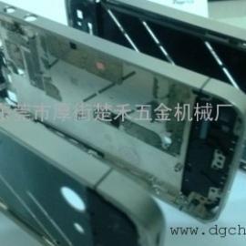 苹果手机中框翻新喷砂机(表面反光效果)翻新喷砂加工厂家价格合