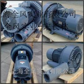 扦样机专用漩涡气泵-双叶轮漩涡气泵