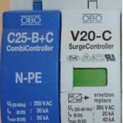 德国OBO浪涌保护器V20-C系列防雷模块价格