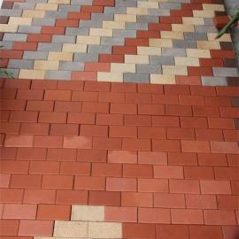 厂家直销多种景观铺路砖 广场砖 园林铺路砖