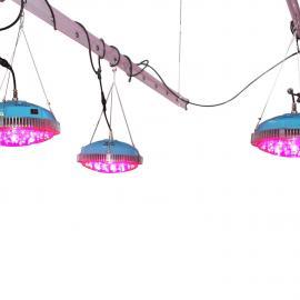 UFO 圆形140W LED植物生长灯 LED植物补光灯