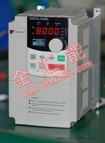 普传pi8100a 高性能矢量型系列变频器维修