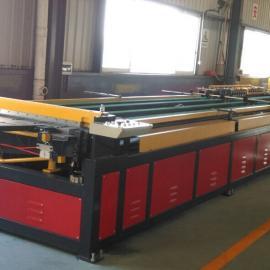 风管生产线五线 供应矩形风管生产线 厂家直销风管生产线5线