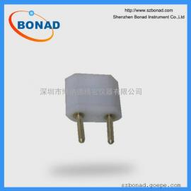 VDE0620-1-Bild16d温升插头量规2.5A