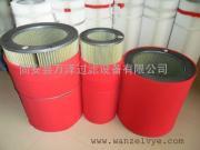 焊烟净化器除尘滤清器滤芯滤筒 烟尘行业粉尘滤筒