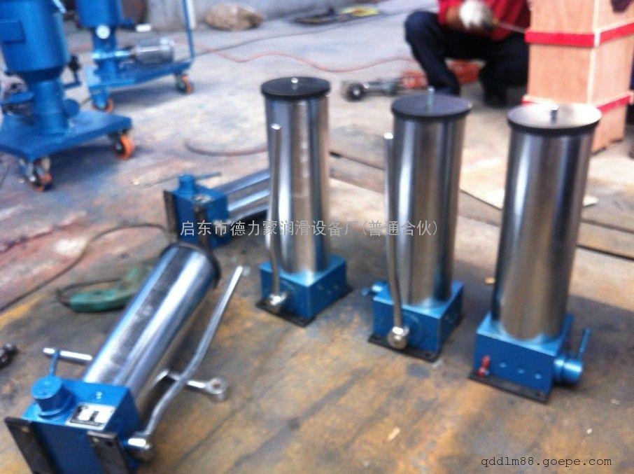 SGZ-4/8F手动润滑泵、SRB-J7-4/4手动润滑泵