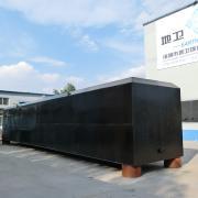小区生活污水处理设备|MBR生物处理器品牌价格