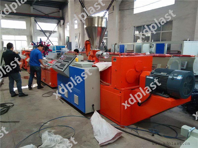 PVC型材门窗设备生产线|PVC型材门窗流水生产线