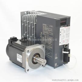 三菱400W伺服驱动器MR-JE-40A含电机